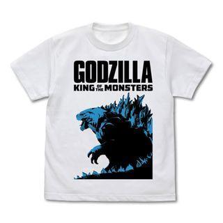 [PO] GODZILLA K.O.M. Godzilla T-shirt WHITE