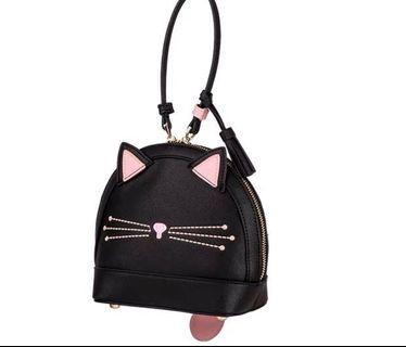 貓咪造型斜肩袋/手挽袋(訂貨款)