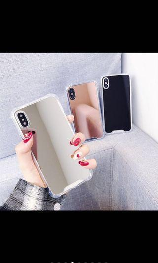 🚚 iPhone mirror case