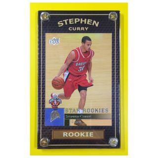 HOT - Stephen Curry 2009-10 Rookie Basketball Card