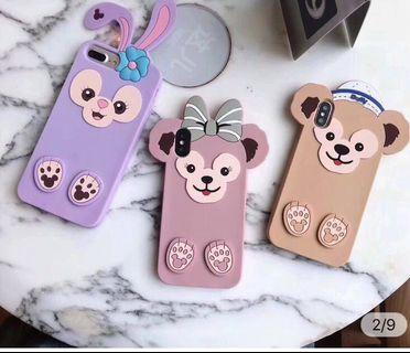 🚚 Duffy iPhone case