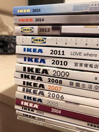 Ikea 2001 至 2015年