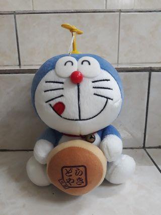 Soft toy doraemon