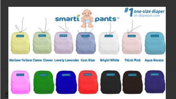 Eco friendly diapers x 21 pieces (made in USA)