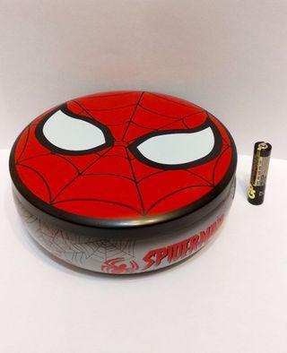 Spider-Man 蜘蛛俠 罐-- Marvel x 日本環球影城