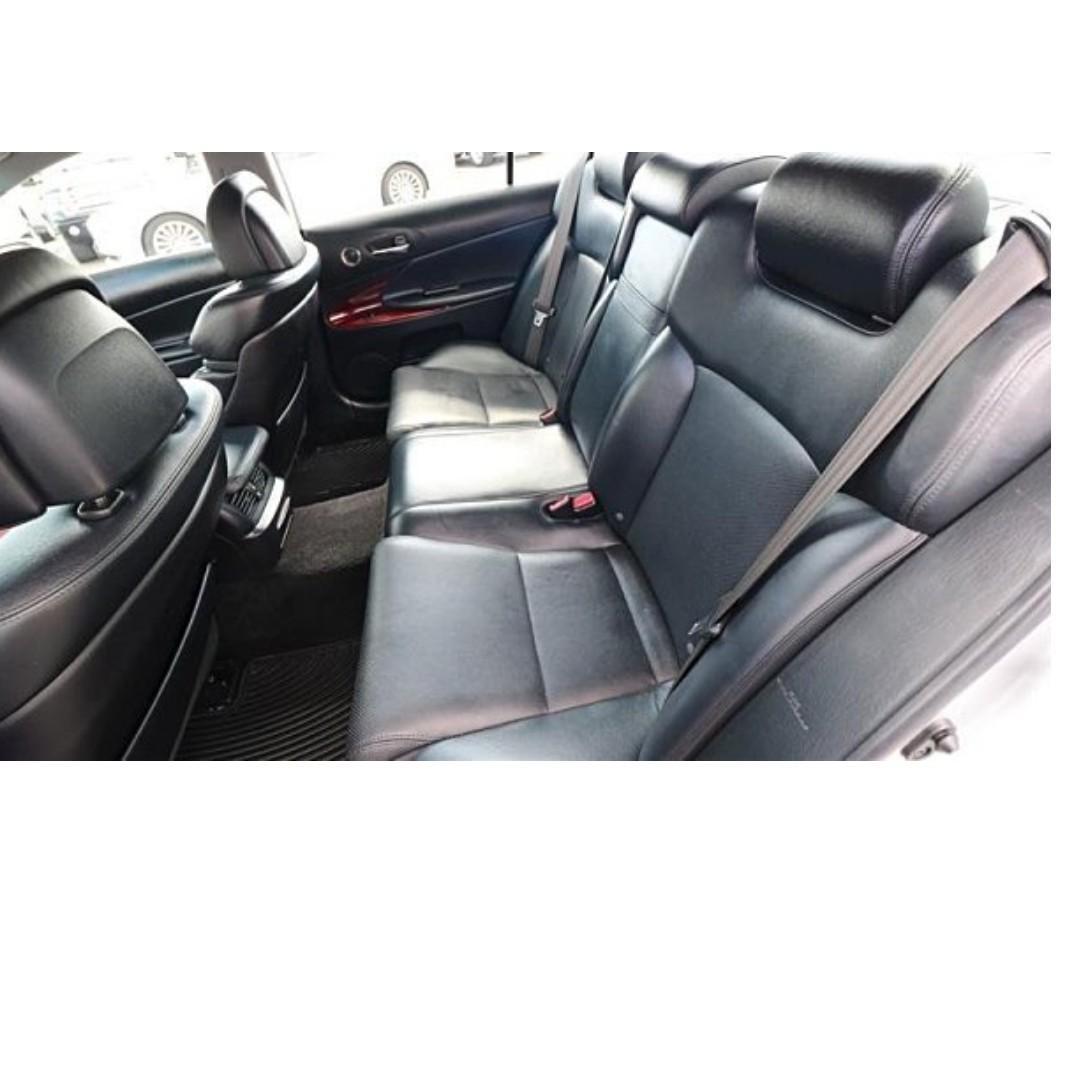 賣27萬跑6萬多 GOOD 009年 GS350 3.5L 舒適豪華房車 頂級配備大馬力 車庫車