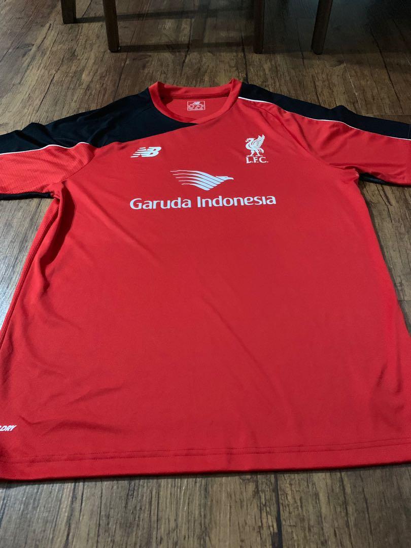 849a90852a0 4 Liverpool Training Kits New Balance Garuda Indonesia
