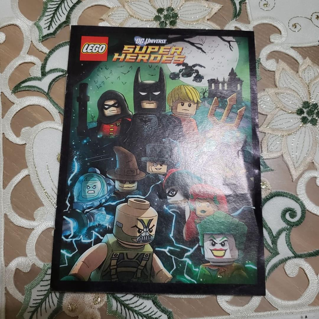 76001 The Bat Complete with comic