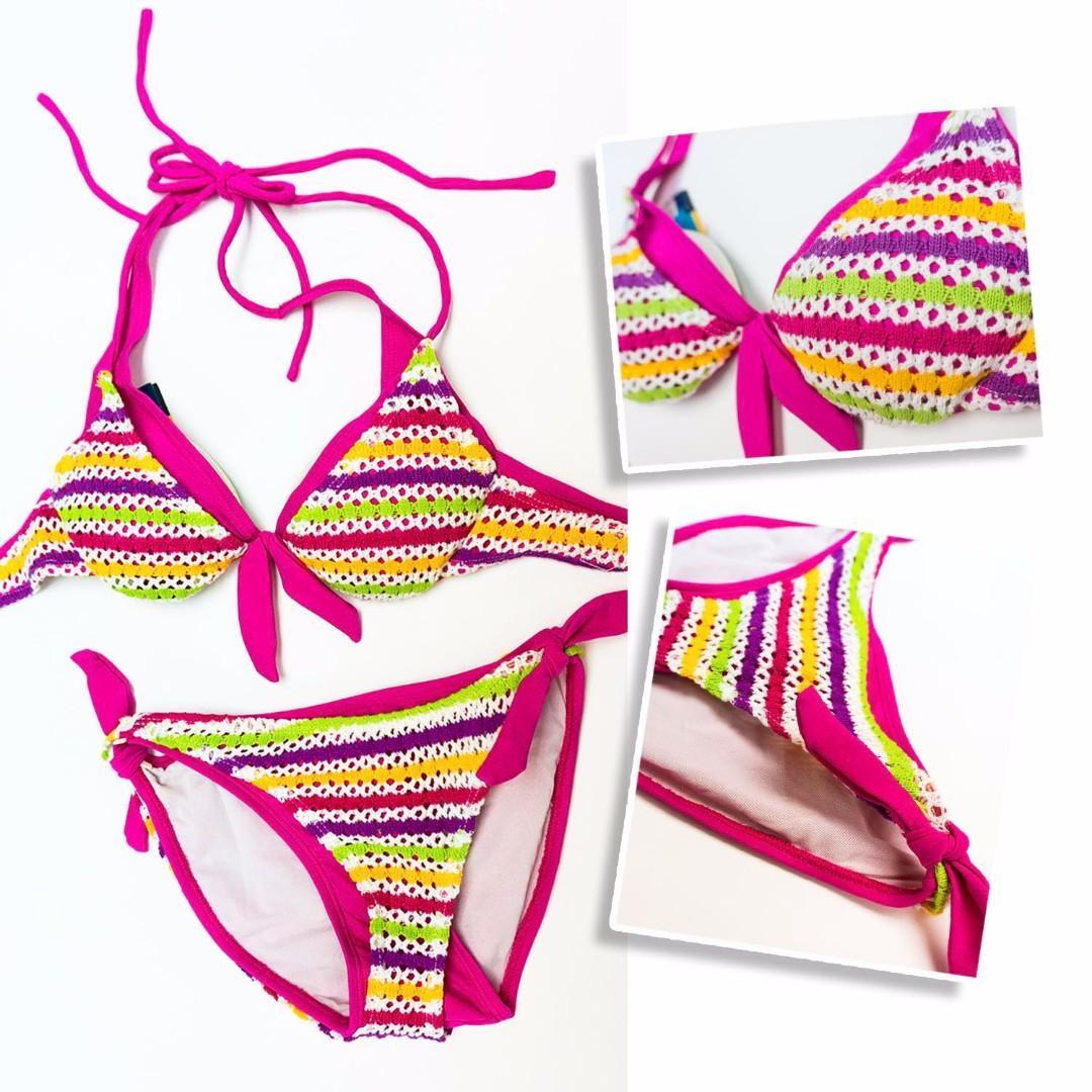 女裝花花系列泳衣
