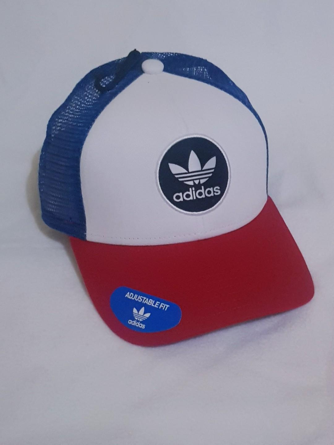 f59876ab63 Adidas Circle Mesh Snapback Hat Men's Originals on Carousell