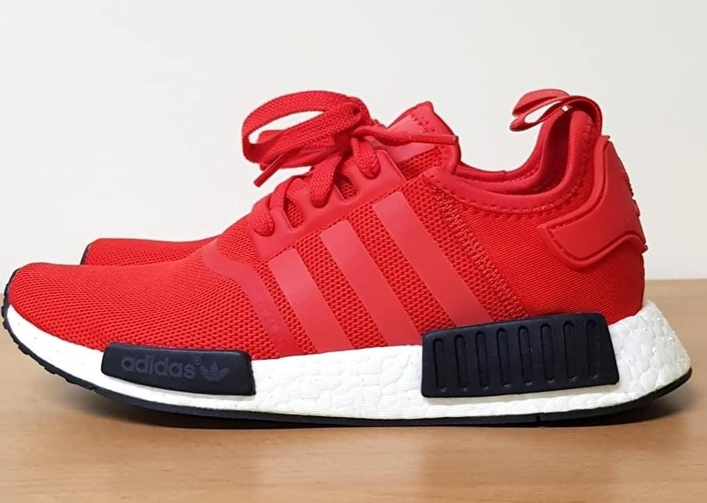 Adidas R1 Red and Black