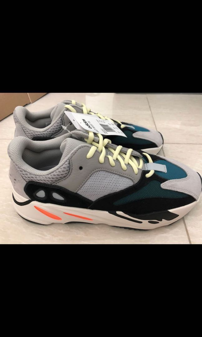 8e99d3452 Adidas Yeezy Boost 700 Wave Runner UK8.5 US9