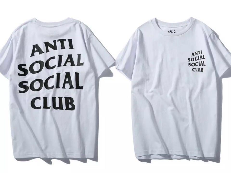 e3ffbb302633 ASSC Anti Social Social Club Oversize hypebeastTee