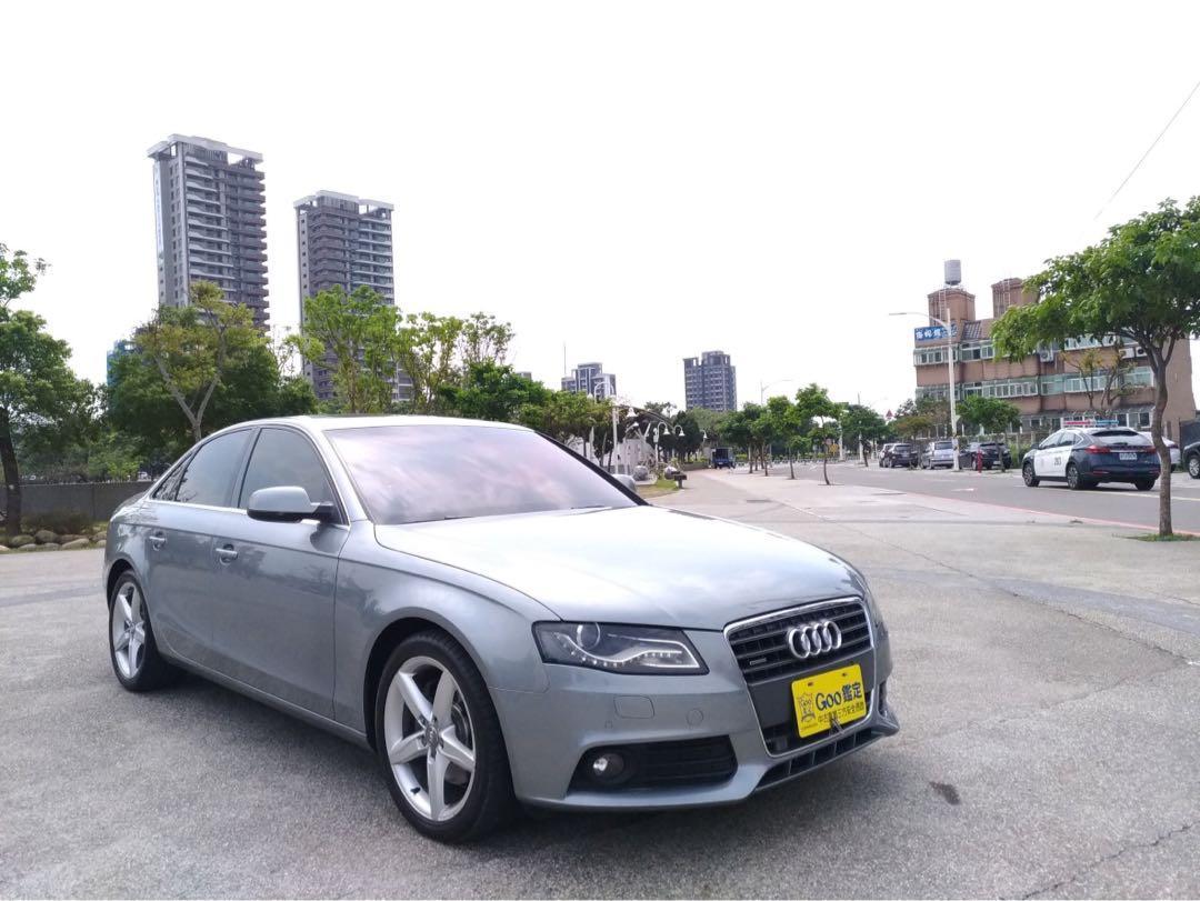 Audi A4 2010 2.0 灰