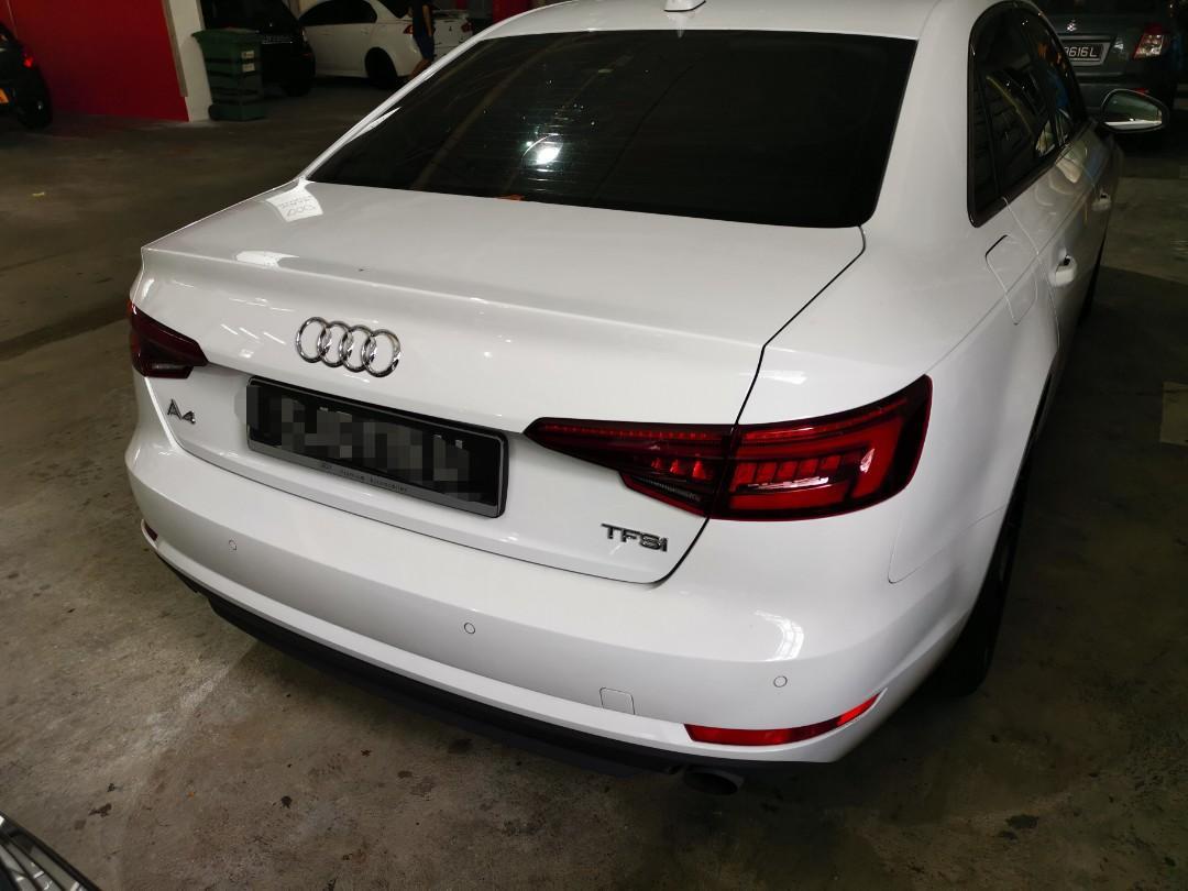 Audi A4 Sedan 2.0 TFSI S tronic Auto