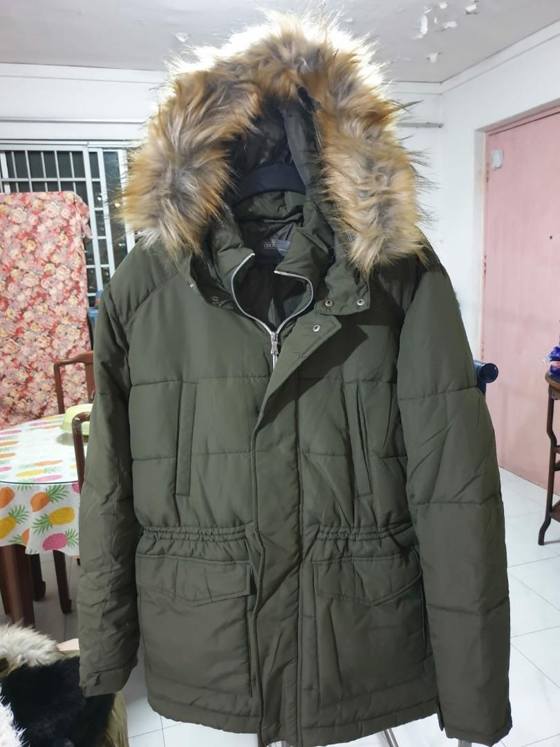 d5e9e3d4be Authentic Asos Winter Fur Jacket, Women's Fashion, Clothes ...