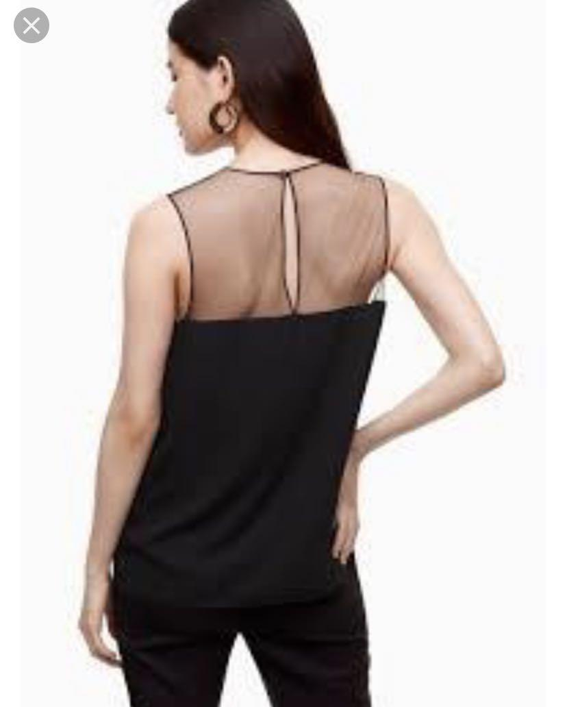 Babaton Aritzia Lionel blouse - XS