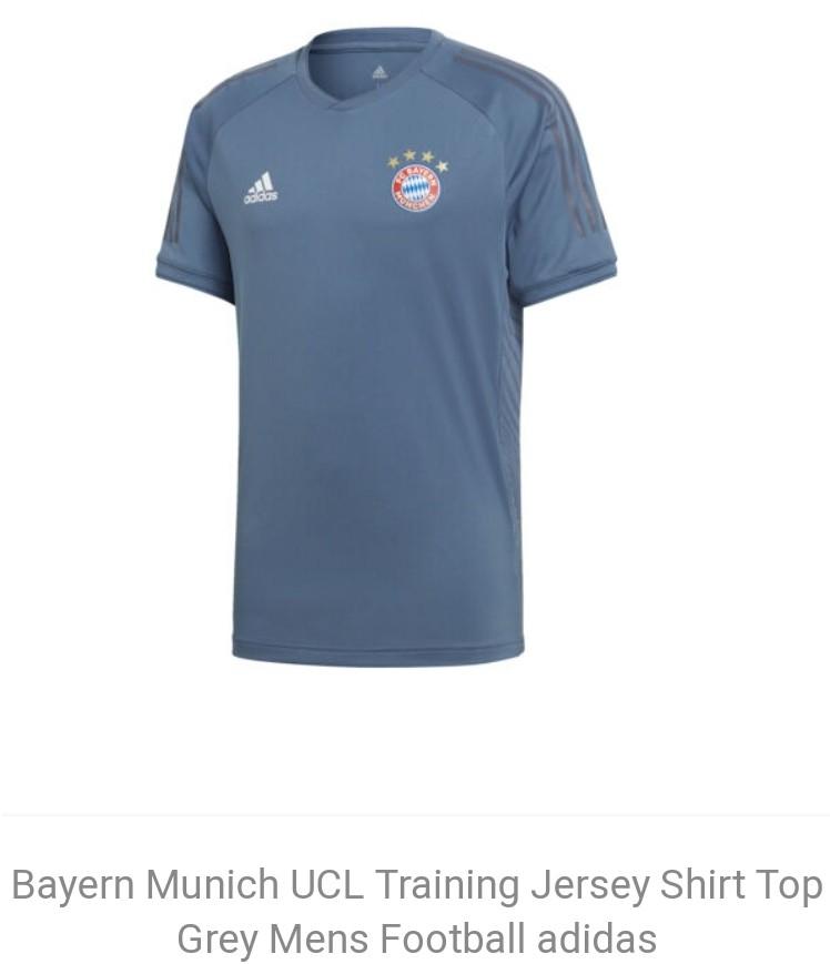 new concept 70b2e 44ea4 Bayern Munich UCL training kit