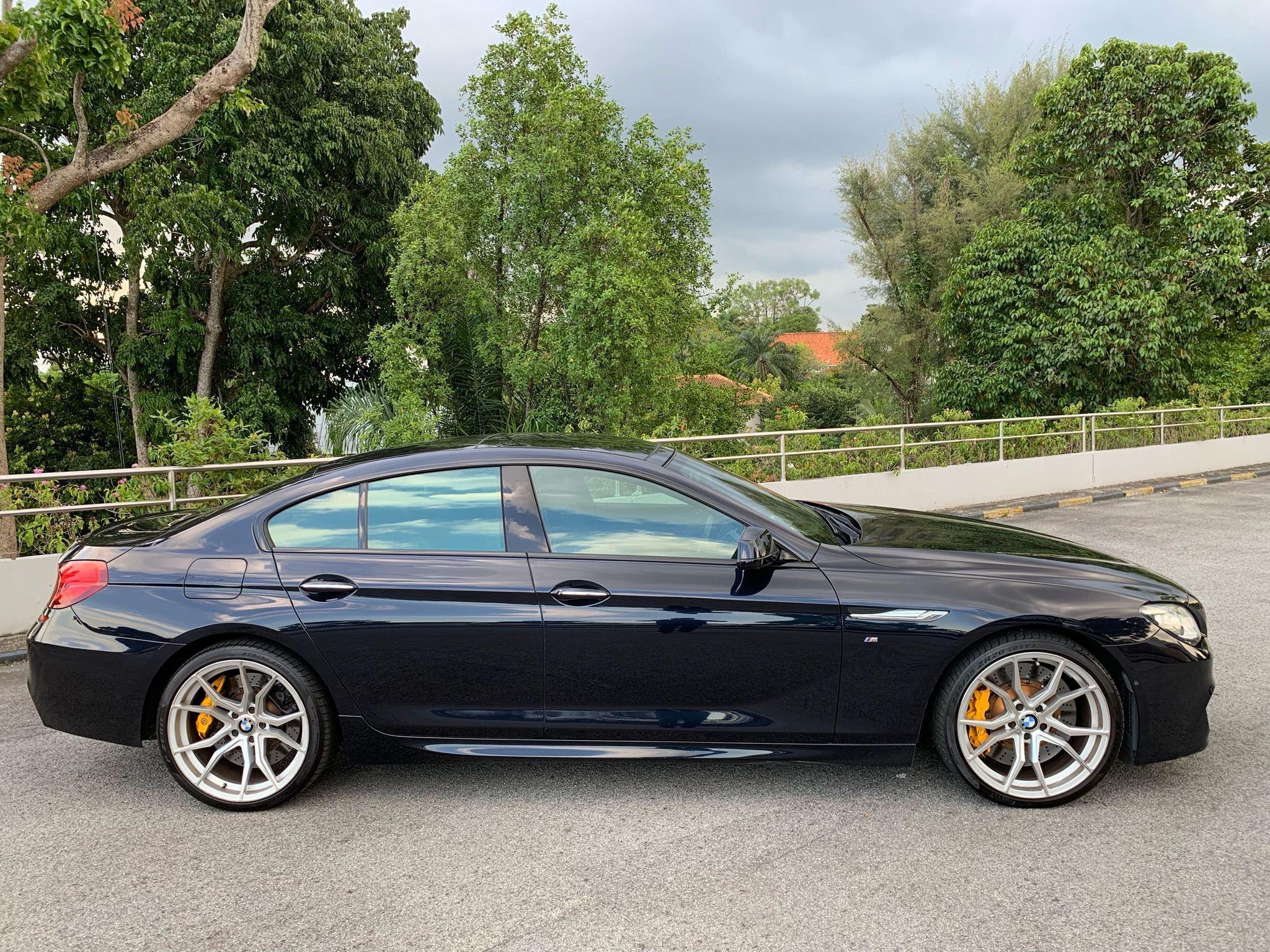 BMW 640i Gran Coupe M Sport Auto