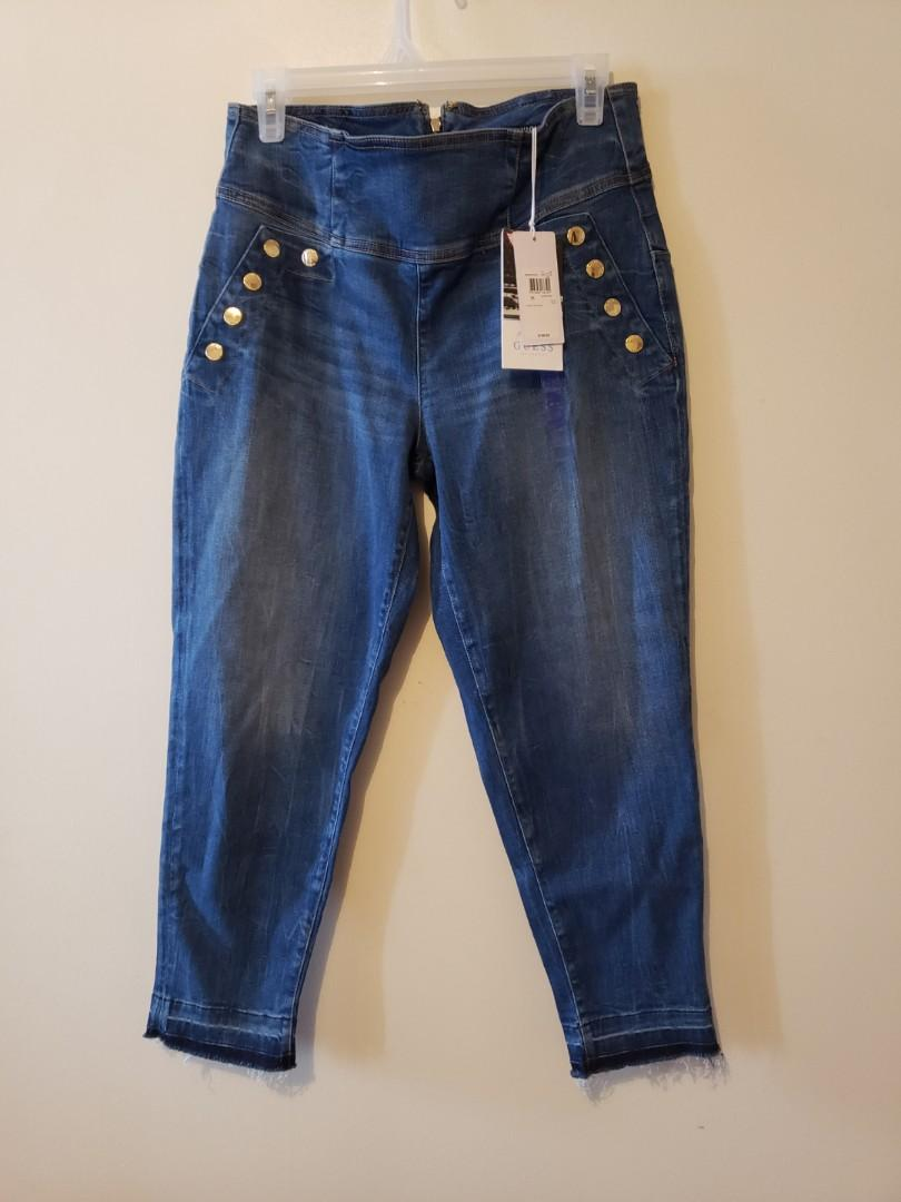 BRAND NEW GUESS DENIM JEANS.