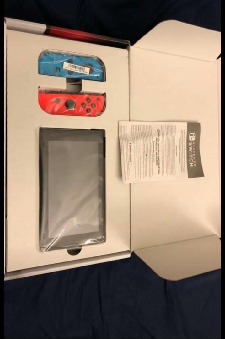 Brand new ps4 bundle , xbox one x,  and Nintendo switch for sale
