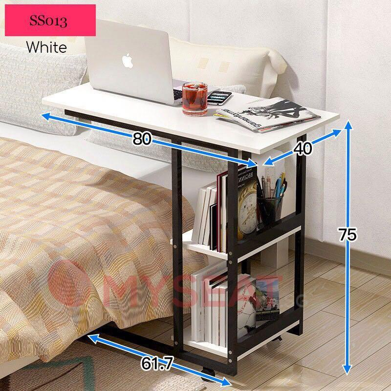 detailed look a82b0 82d66 C - Shaped Bedside / Sofa Side Table , Furniture, Tables ...