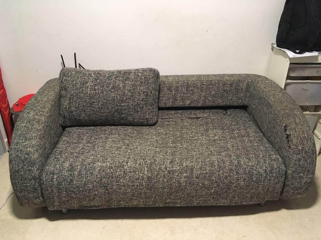 Cheap Sofa Bed Furniture Sofas On Carousell