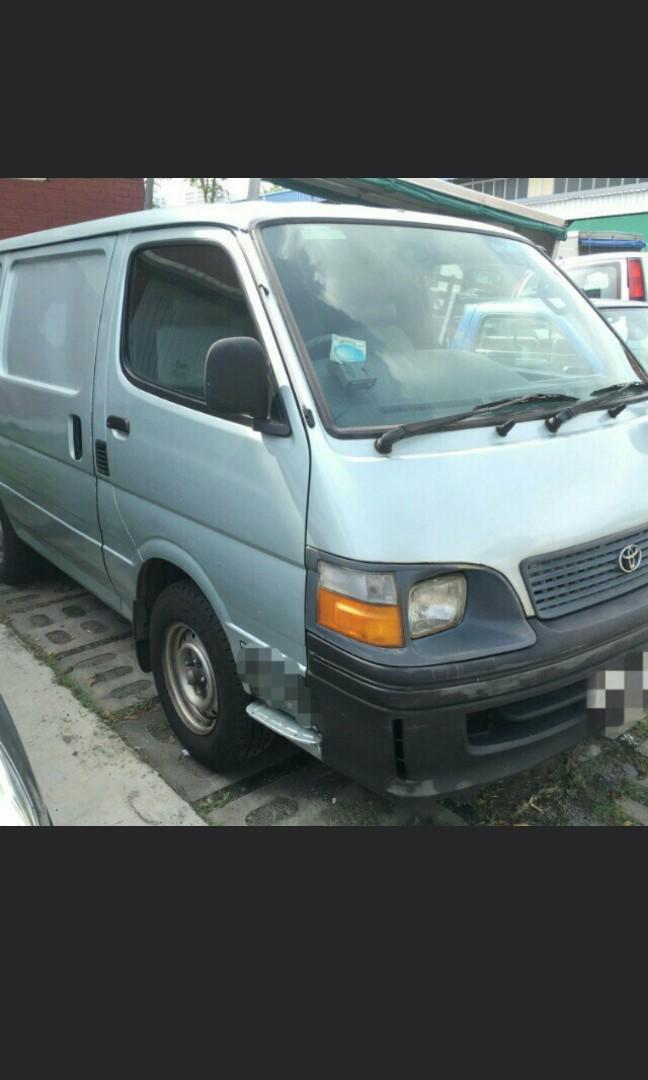 Cheap Van Rental