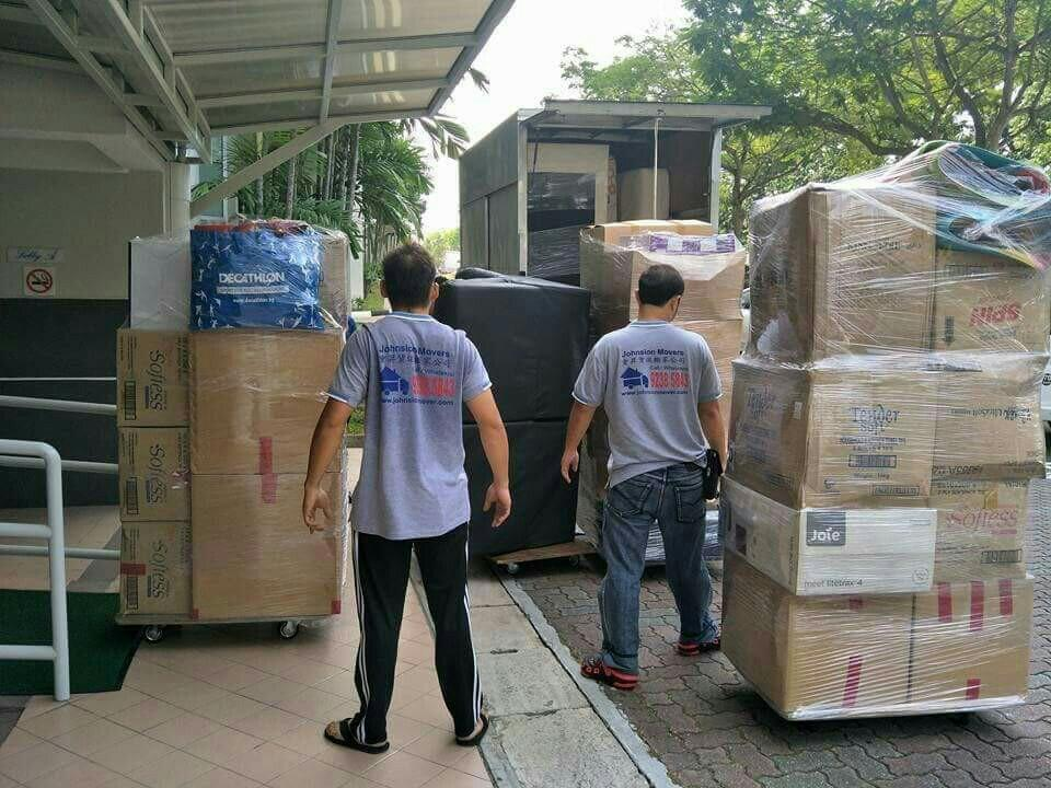 Cheapest mover services call Hp: 92385843 JohnsionMover