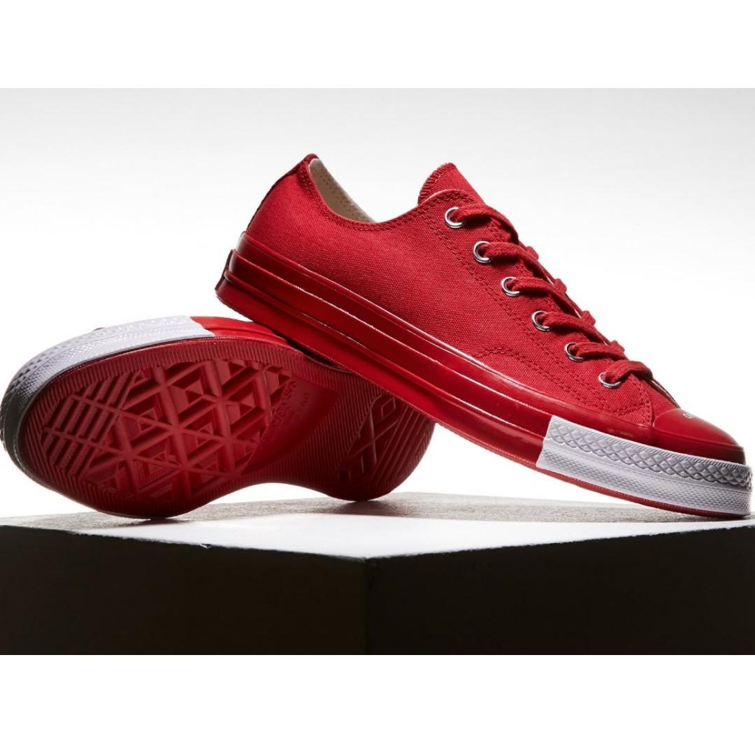 Converse X Undercover Chuck Taylor 1970s Ox (Red White) UK10