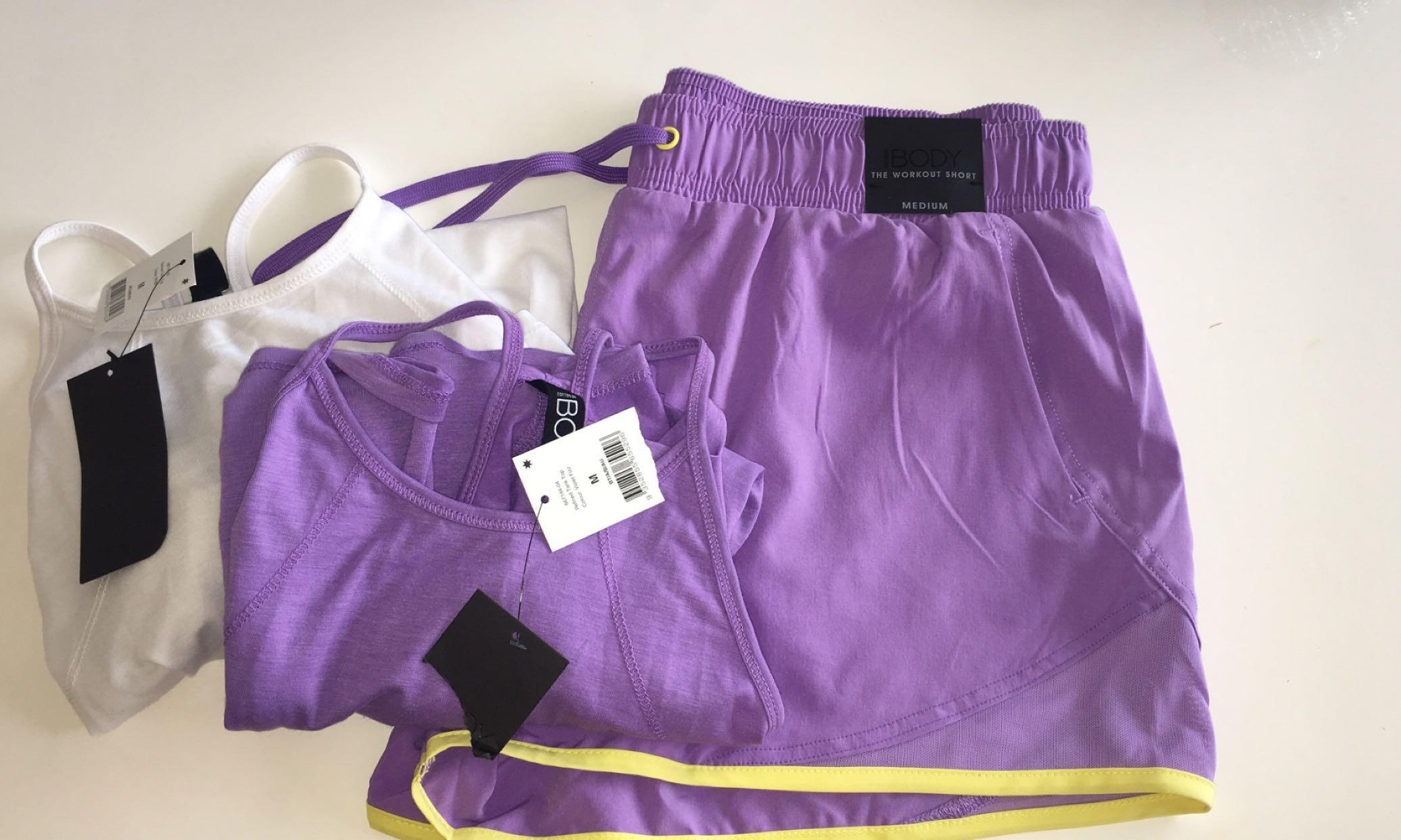 Cotton on body activewear Size10