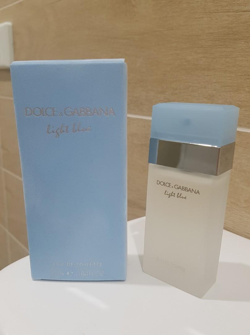 D&G Light blue 25ml