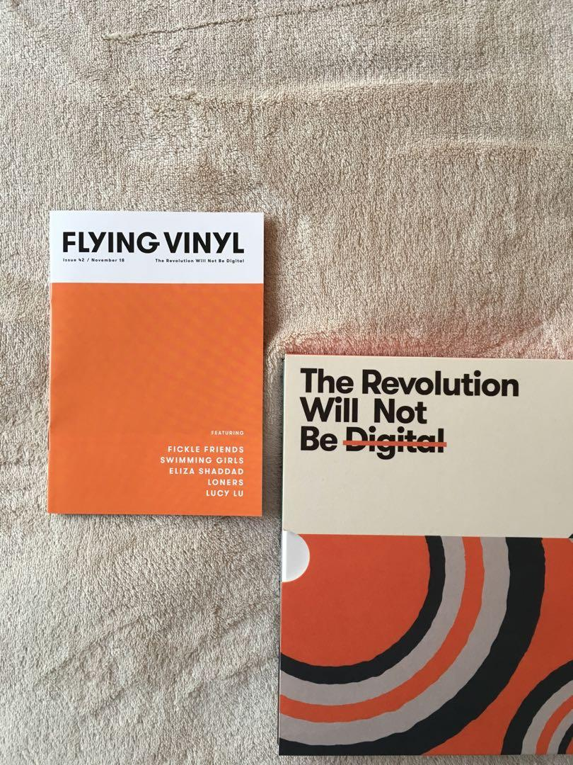 flying vinyl monthly subscription