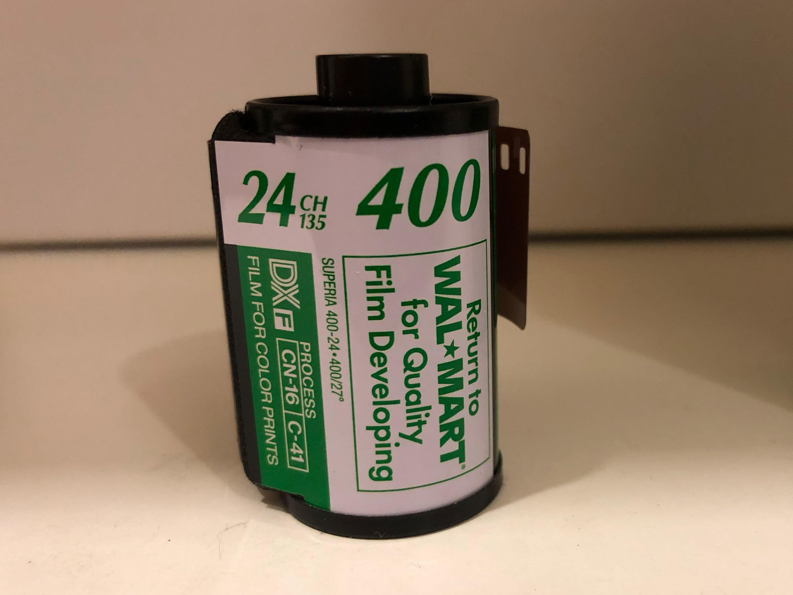 Fujifilm expired 35mm film, Photography, Camera Accessories
