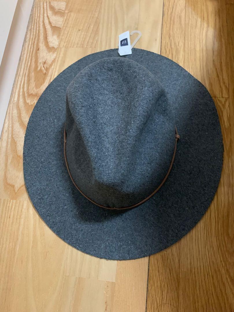 GAP 毛呢紳士帽-吊牌未拆,日本購入