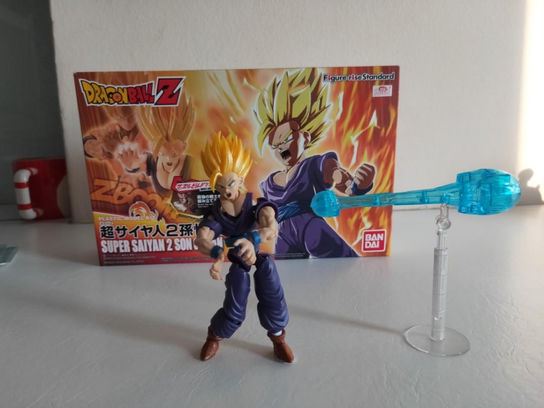 Gohan DBZ anime figurine