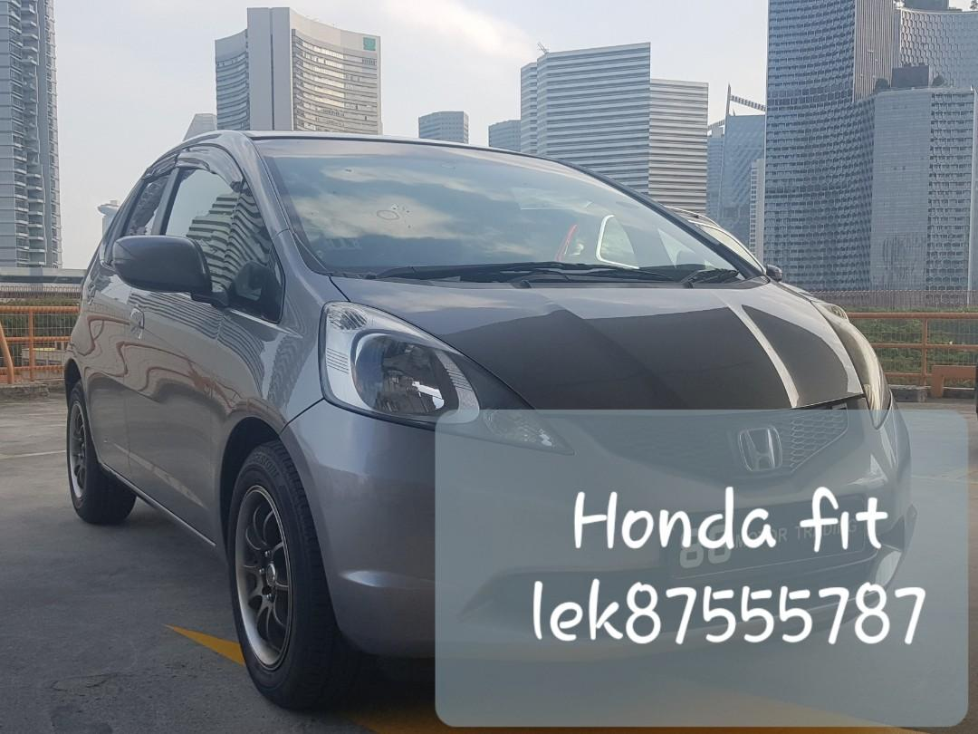 HURRY Honda fit