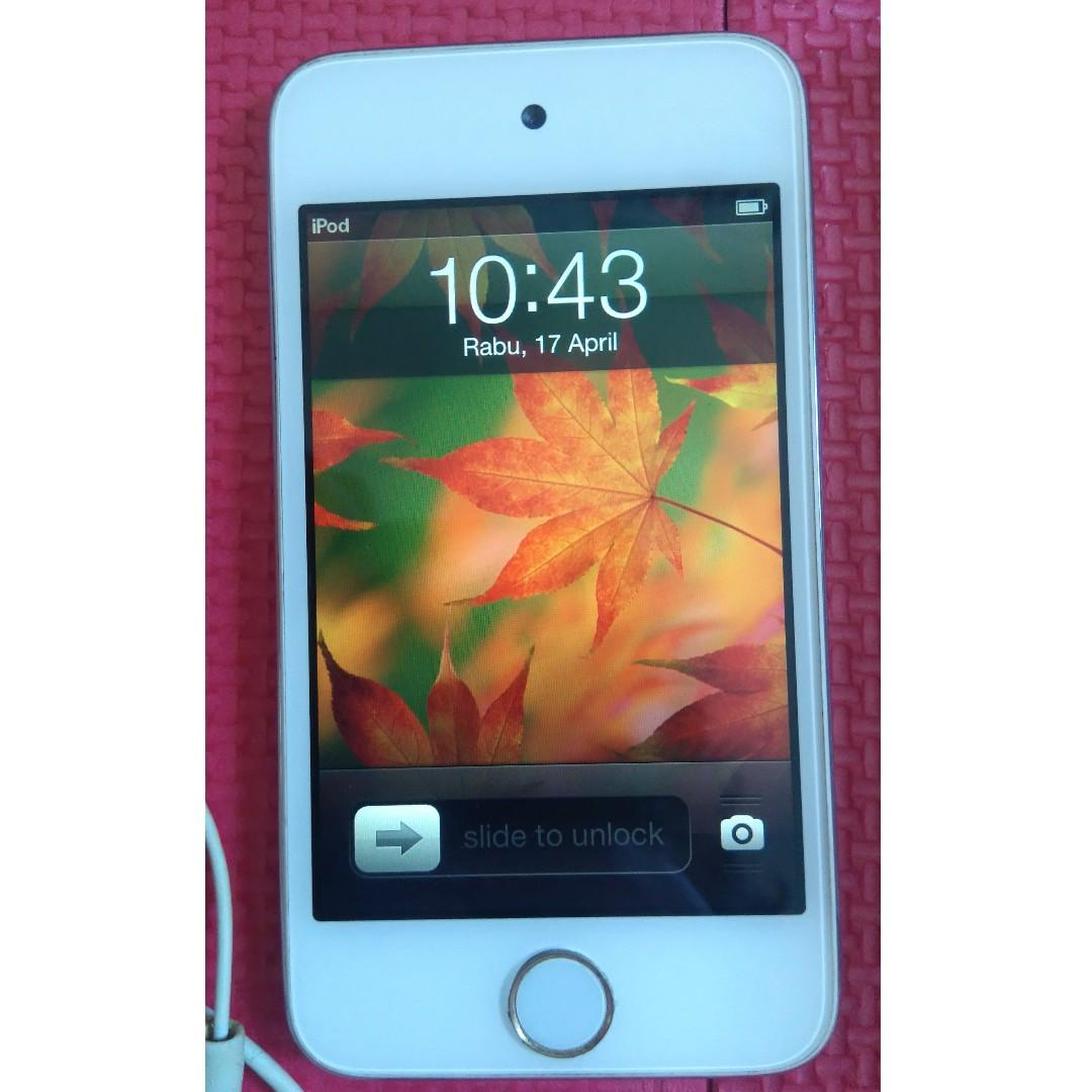 Ipod 4th generation 8gb ibox