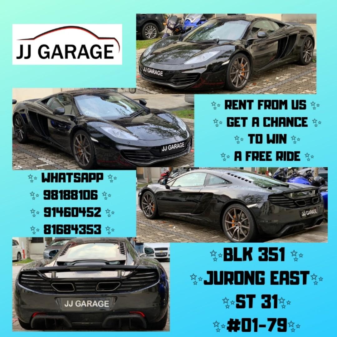 Jurong Jj Garage Car Rental 81684353