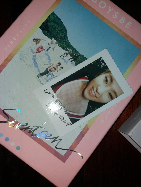 KPop Original Album - Girls Generation (SNSD) & Seventeen