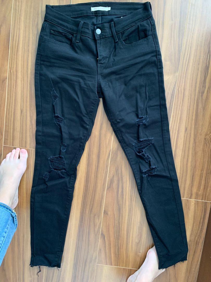 Levi's super skinny jeans size 27