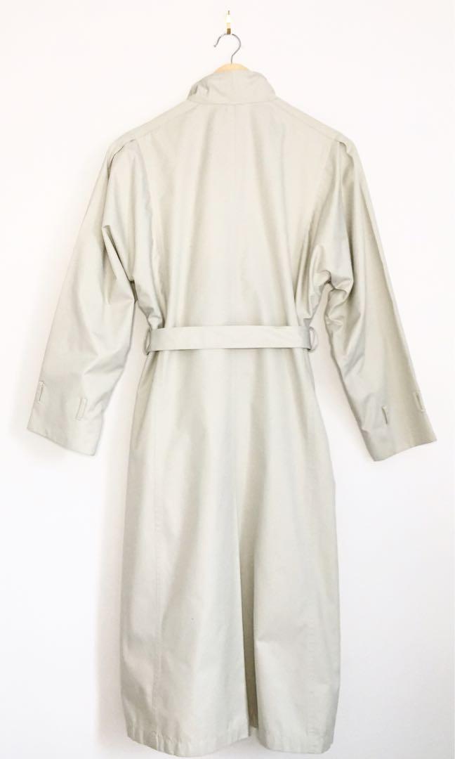 LONDON FOG vintage trench coat 8