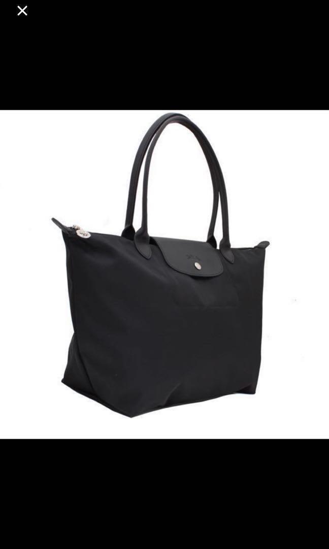 77d285a8645 Longchamp Le Pliage Neo bag, Luxury, Bags & Wallets, Handbags on ...