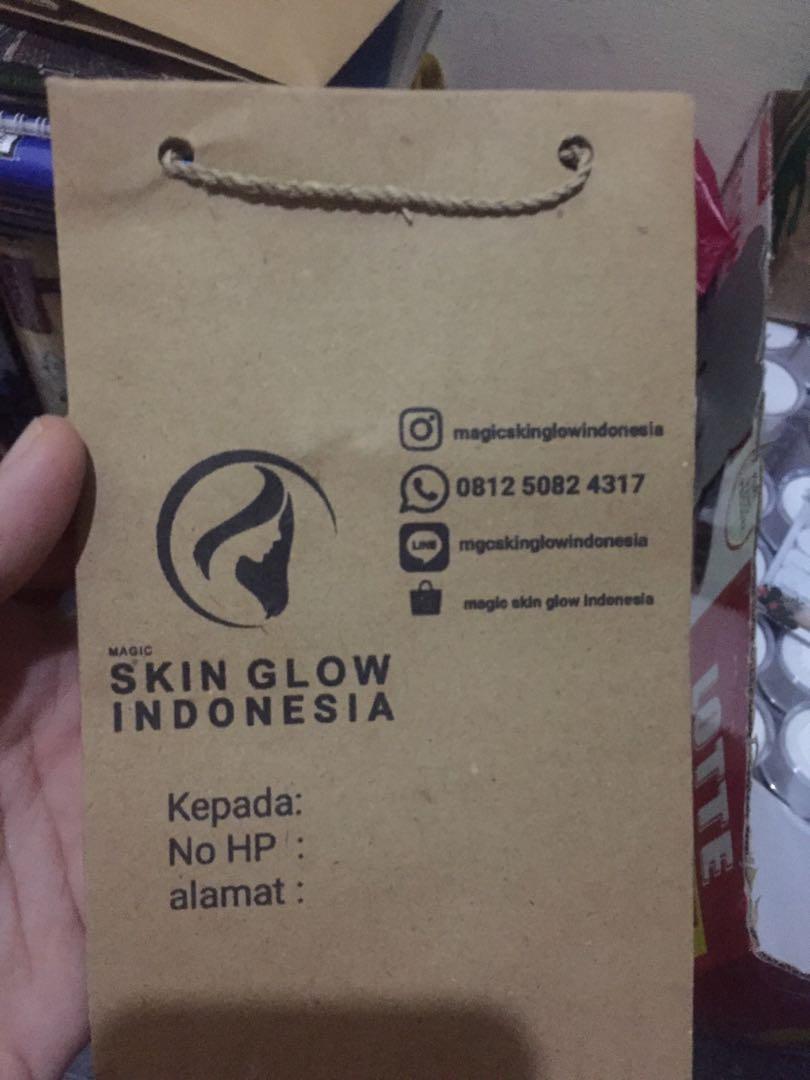 MAGIC SKIN GLOW INDONESIA