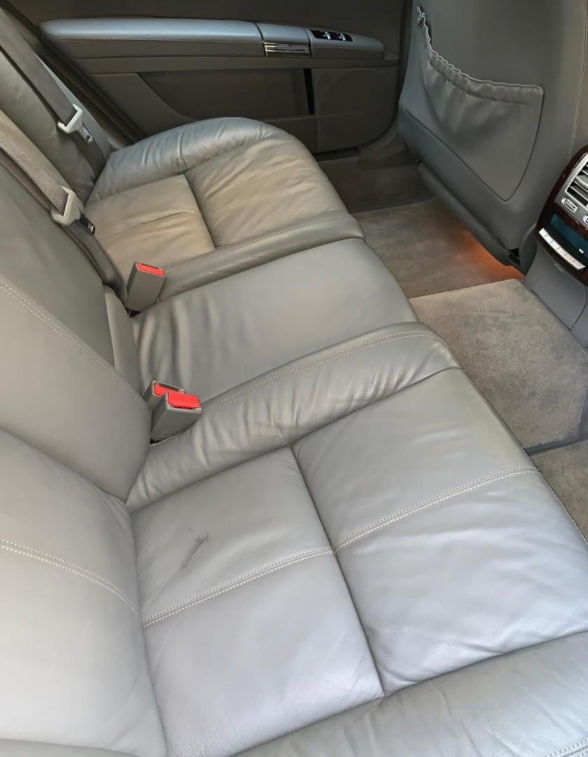 MERCEDES-BENZ S500L 2009