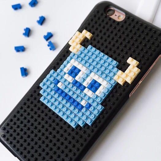 Nano Blocks with casing