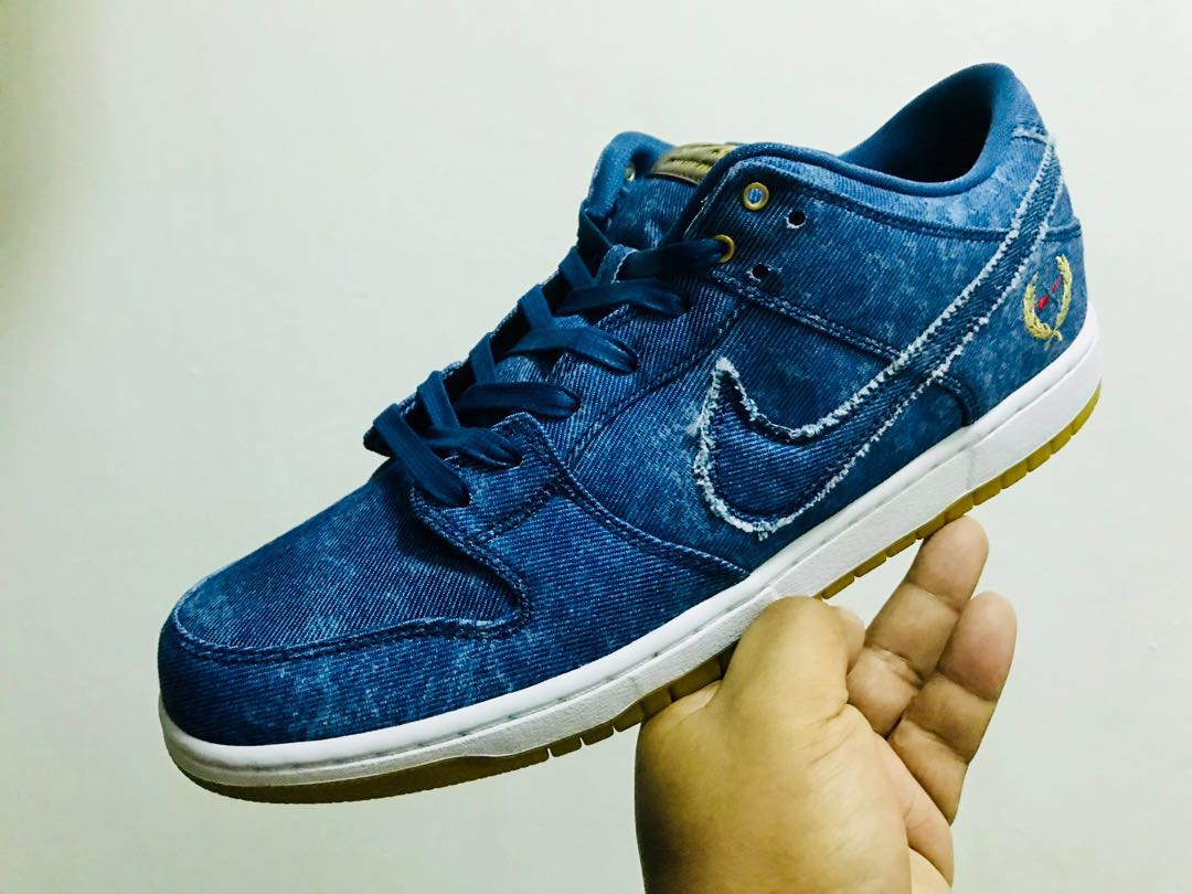 san francisco 04311 091d5 Nike SB Dunk Low Rival Pack