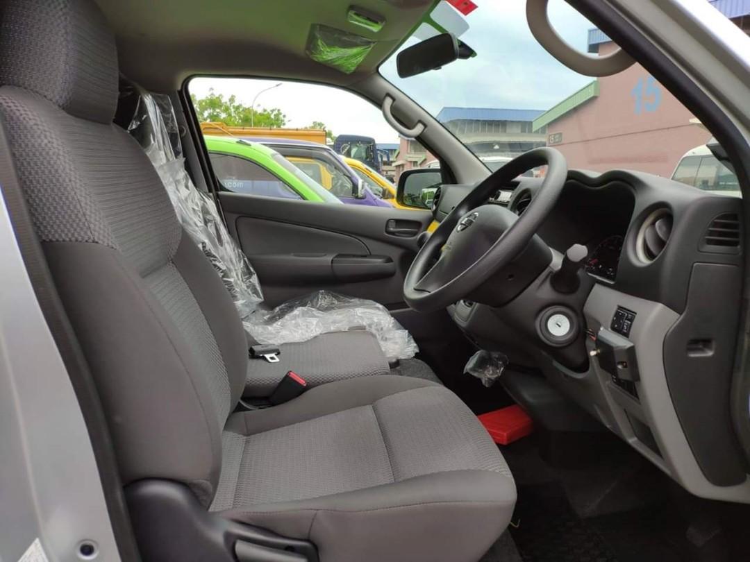 NV350 - Cheap Van Rental (M) *Brand New*