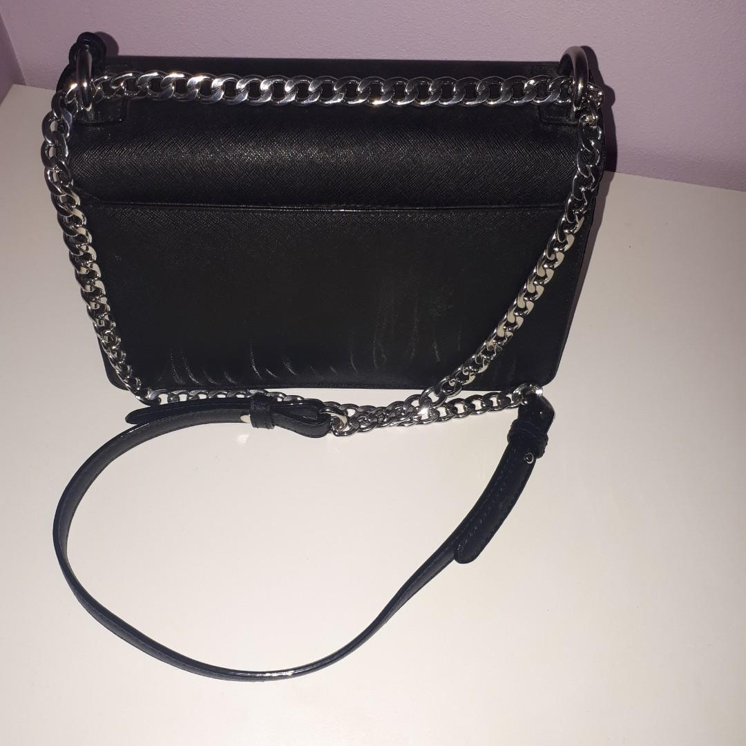 Oroton Forte Clutch Bag - Black - brand new with tag