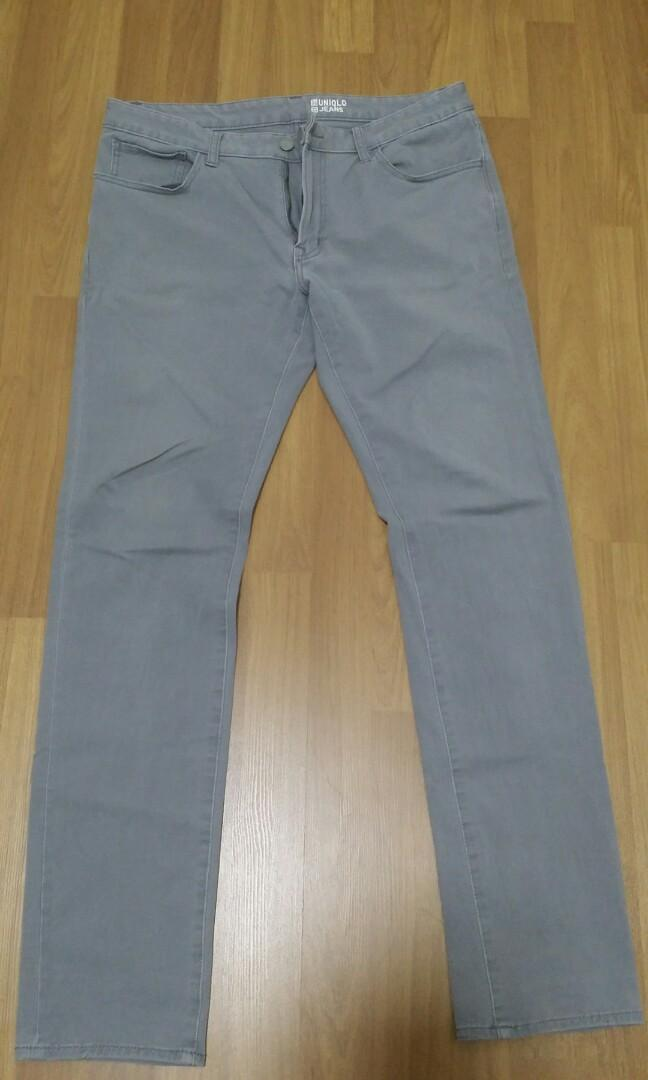 Preloved men jeans (uniqlo)